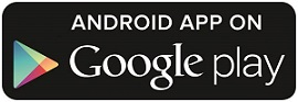 Android Google Play icon