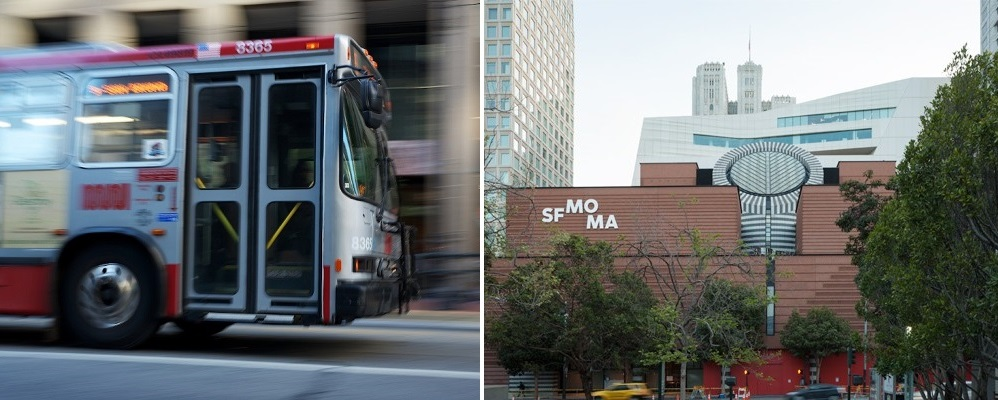 Five Reasons To Take Muni To The New Sfmoma This Weekend