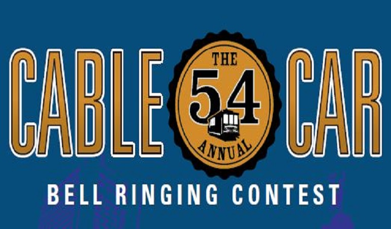 54th Cable Car Bell Ringing Contest