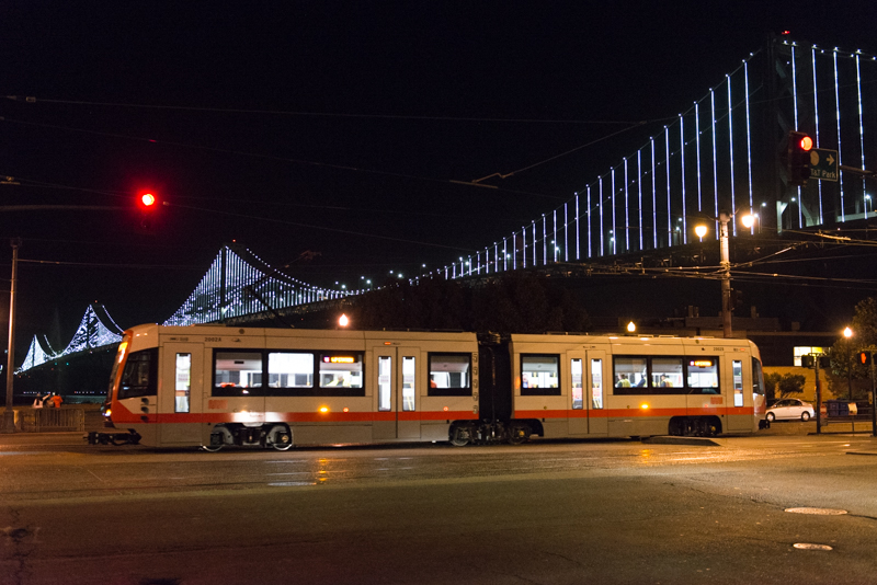new lrv at night
