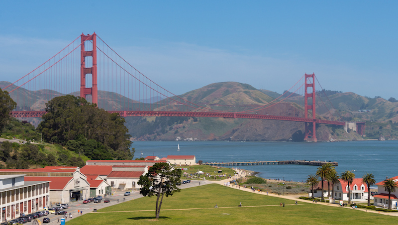 Golden Gate and Presidio