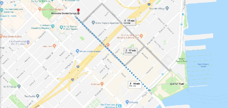 Take The Hassle Out Of Parking On Giants Game Days Sfmta