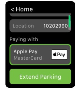 Pay with credit card or Apple Pay