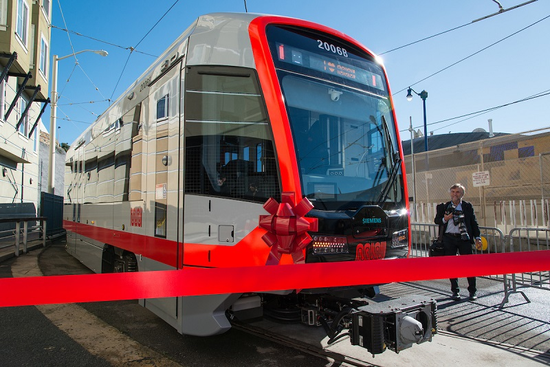 The new LRV4 making it's first run.