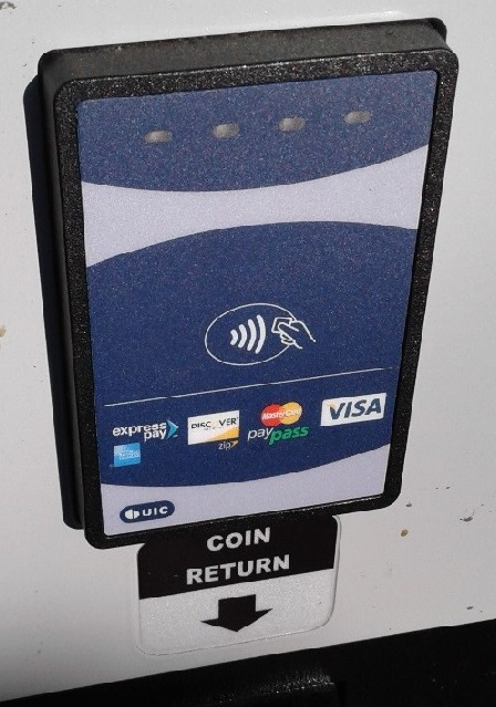 payment image of machine