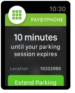 Pay by Phone Session Expires