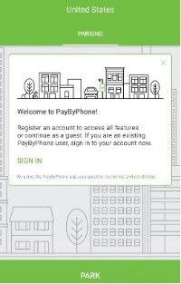 Welcome to Pay by Phone