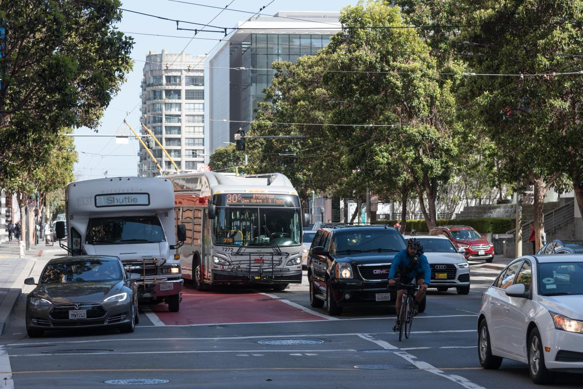 Improvements Proposed for 3rd Street in SoMa | SFMTA