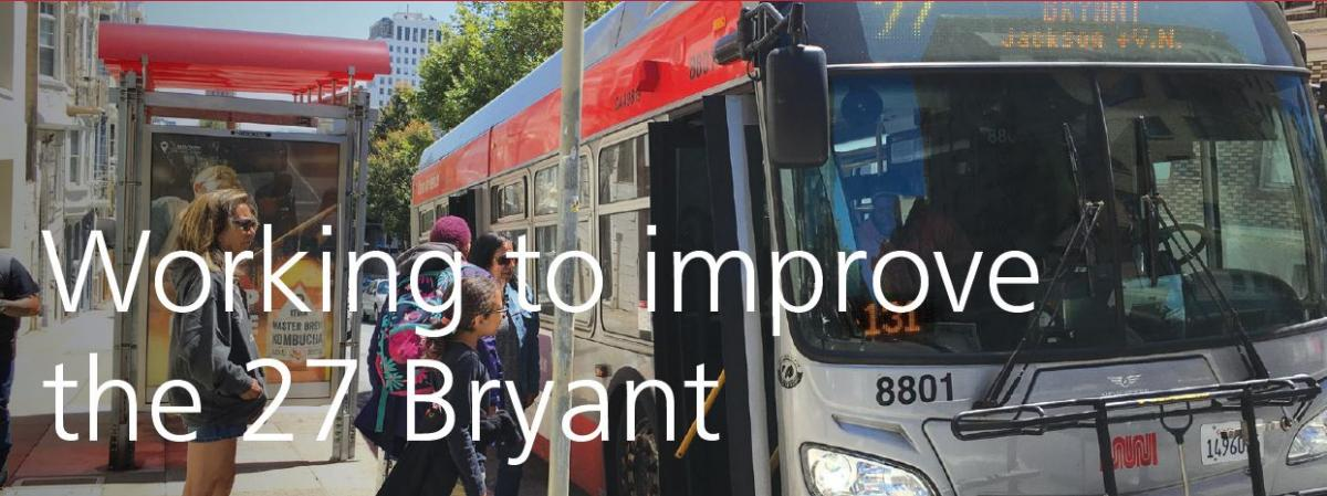 27 Bryant picking people up