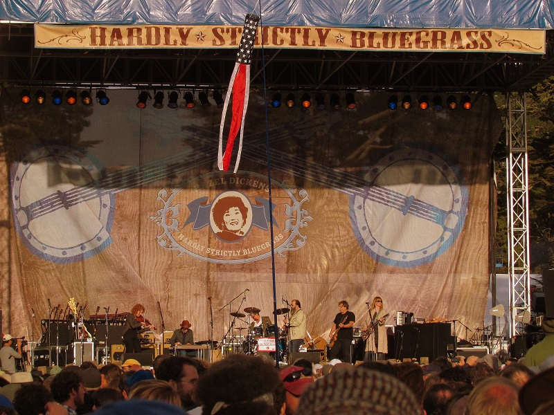 HSB stage in 2011