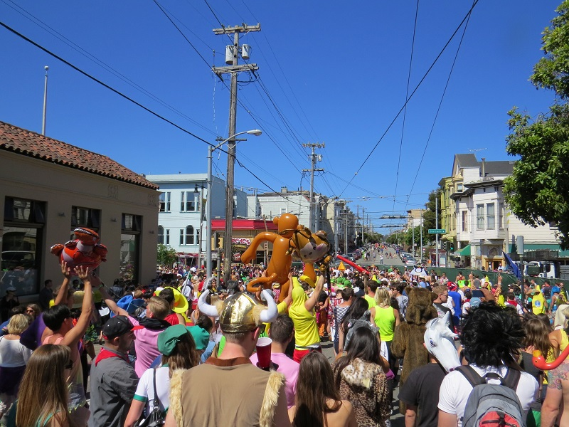 Bay to Breakers 2013