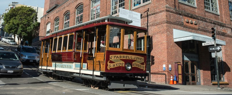 Hyde Line Cable Car