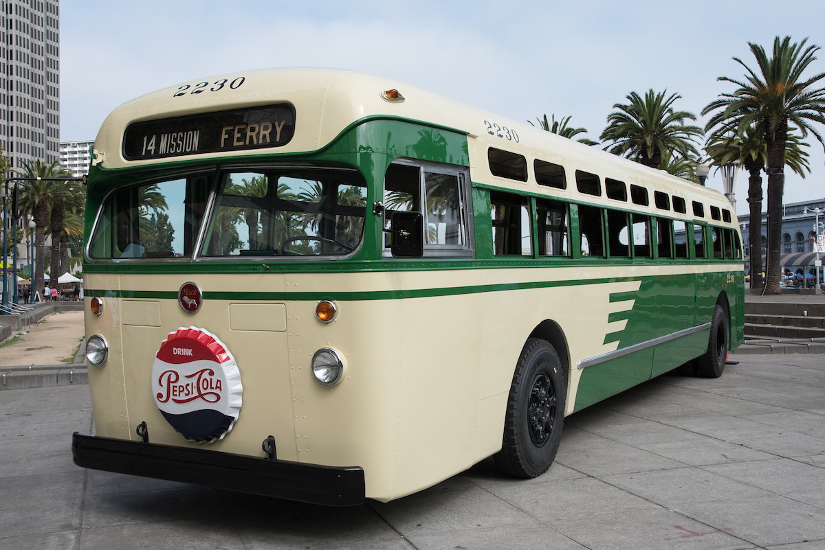 Mack Bus 14 Mission