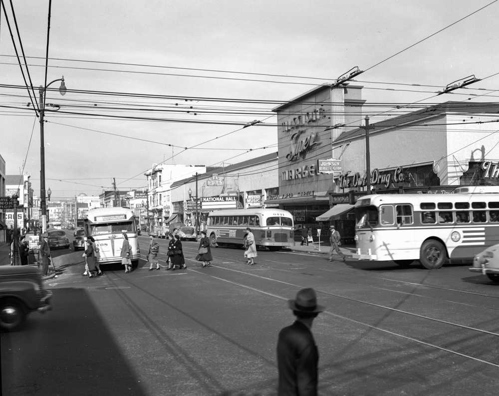 Mission & 16th in 1949