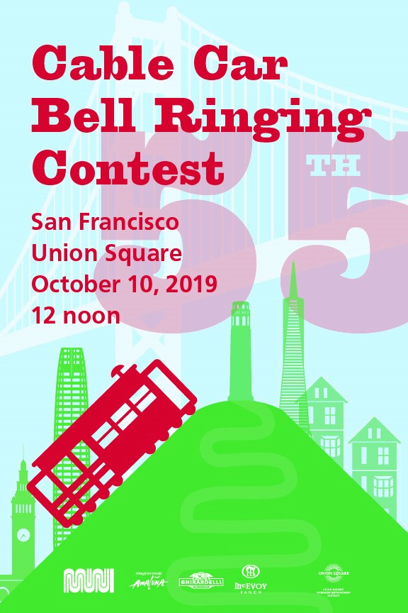 Cable Car Bell Ringing Contest 2019