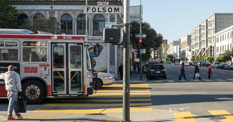 Folsom and Howard street