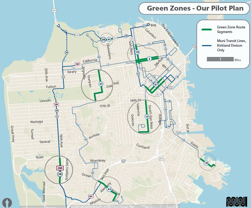 Green Zone Map