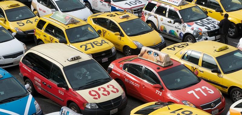 New Taxi Rules For SFO | SFMTA
