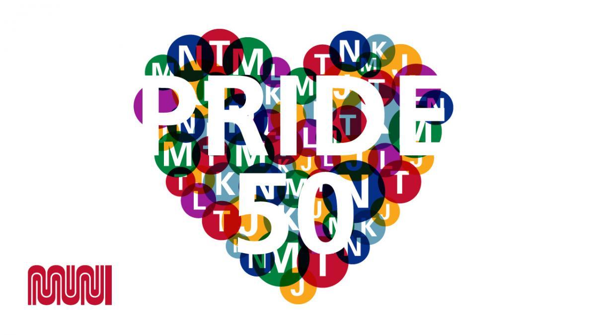 Line Pride Video Conferencing Wallpaper