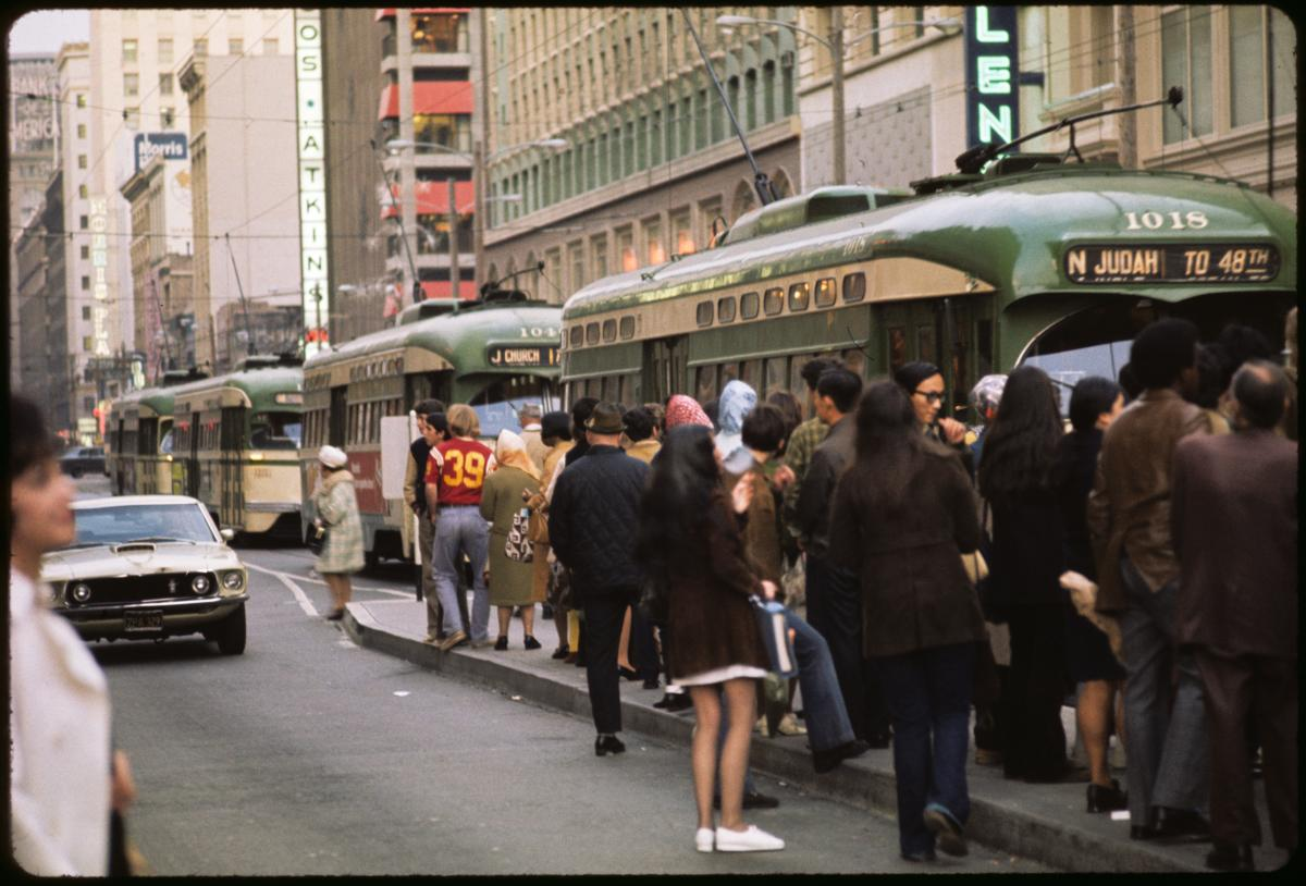History in Motion: New Photos from the 1960s to 1980s Now Online