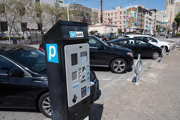 Parking Meters Help Keep San Francisco Vibrant