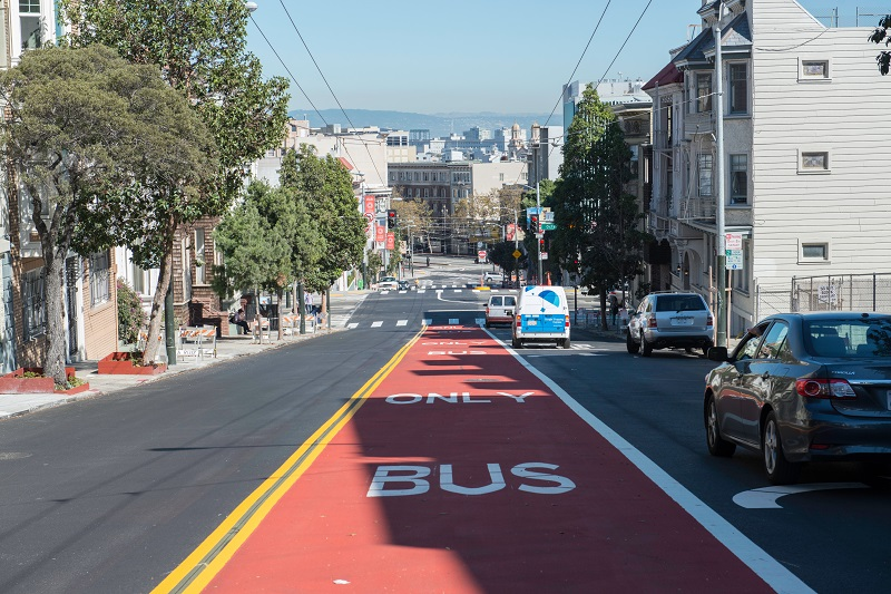 The Citizens' Advisory Council is a 15-member advisory body to the SFMTA.