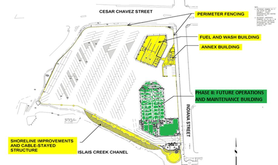 Islais Creek_Site Plan