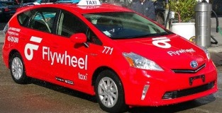 Flywheel Taxi