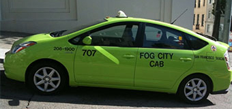 Fog City Cab