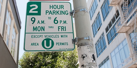 Permit Zone Parking Sign | May 22, 2013