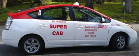San Francisco Super Cab