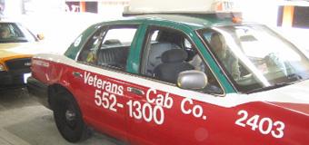 Veterans Cab