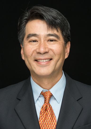 portrait of Lee Hsu