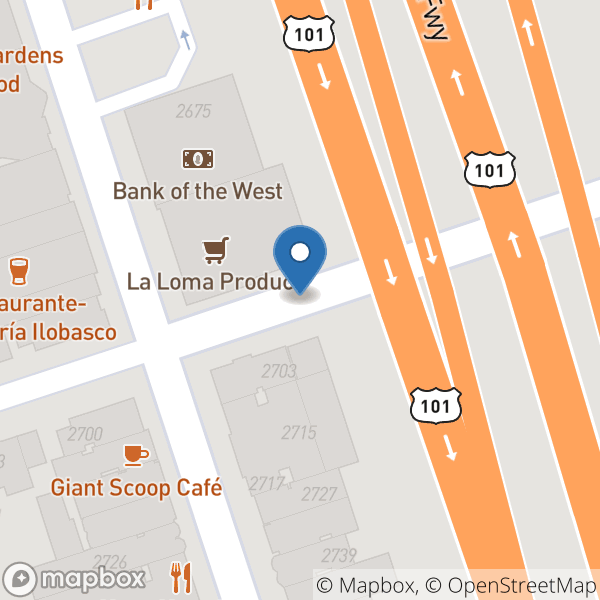 Map of this stop's location