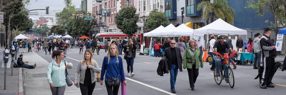 sunday streets event