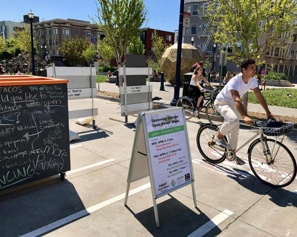 Octavia Boulevard Open Streets Event_2017