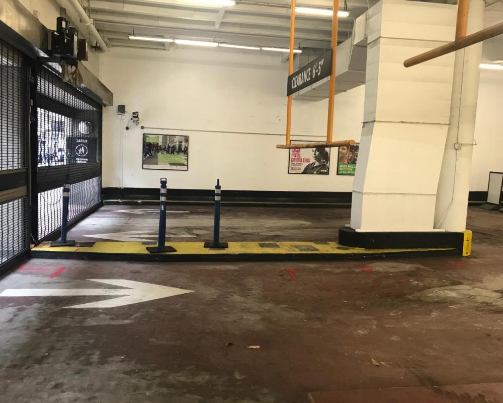 Ellis-O'Farrell Garage