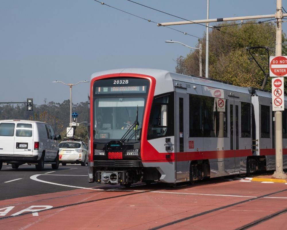 New tracks, meet our new LRV4 train.