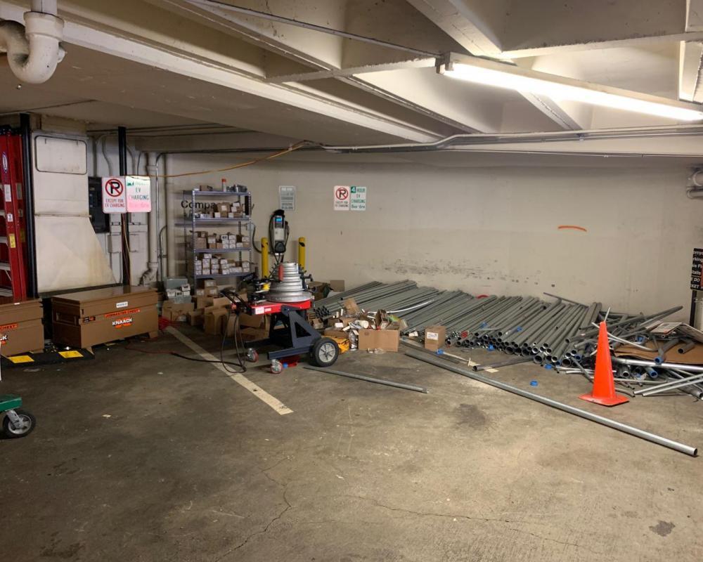 Sutter-Stockton Garage