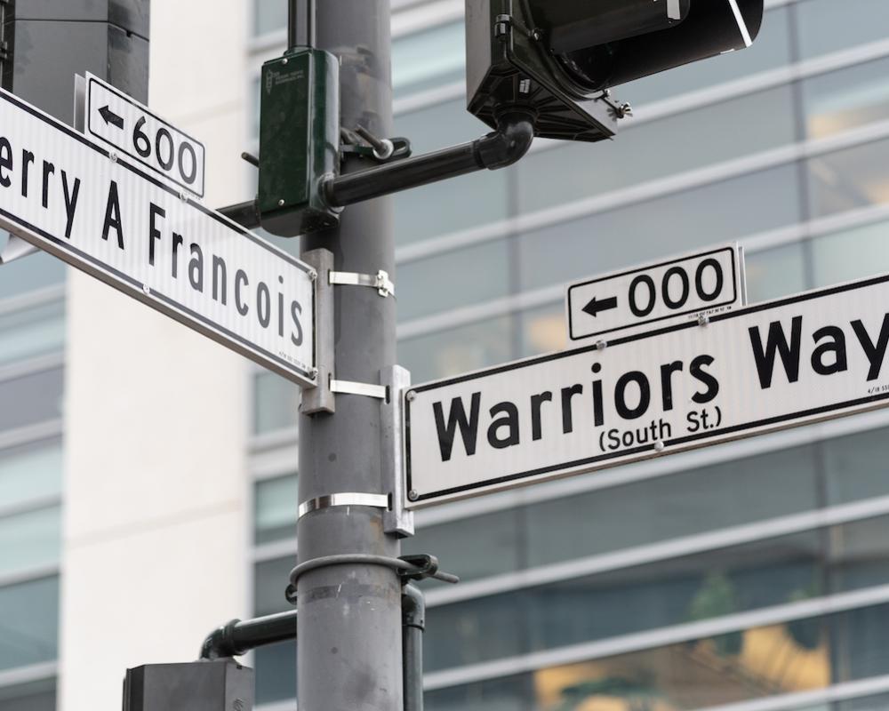 Warrior Way unveiling