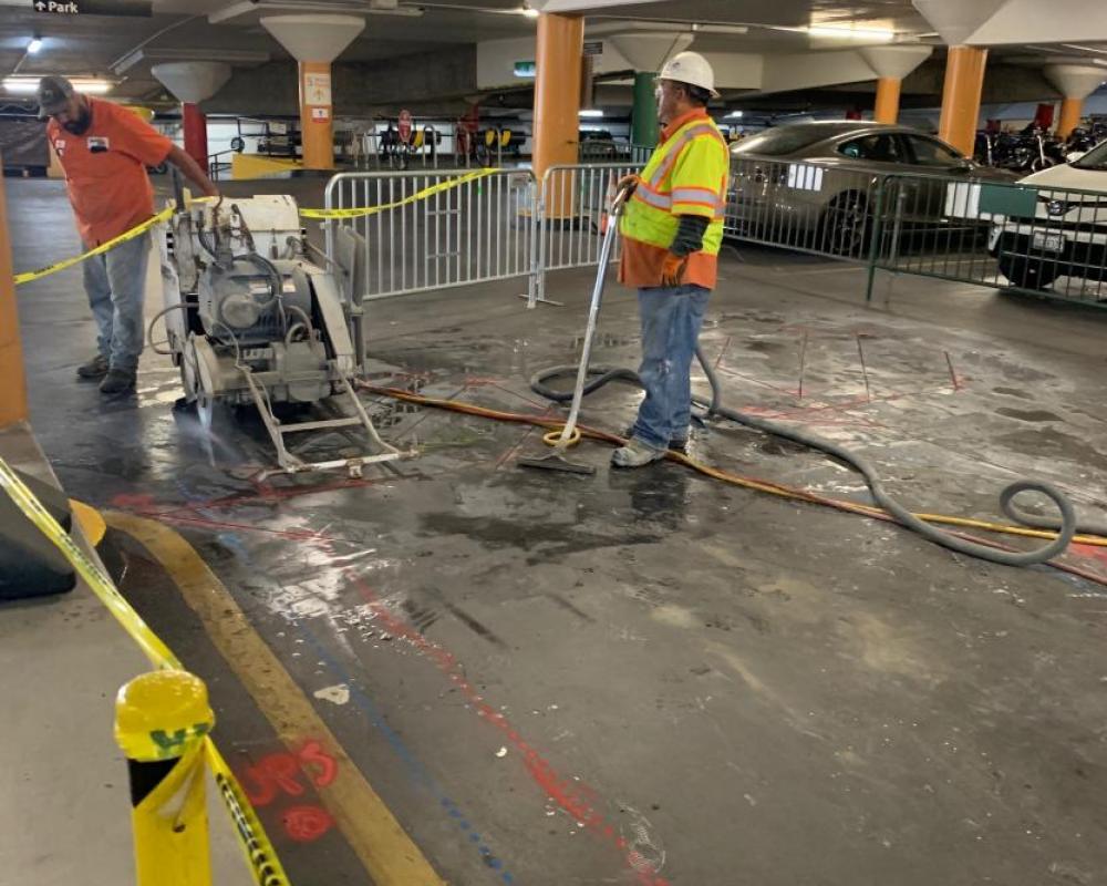 Union Square - Under Construction