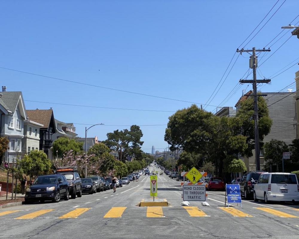 Lake Street Slow Street