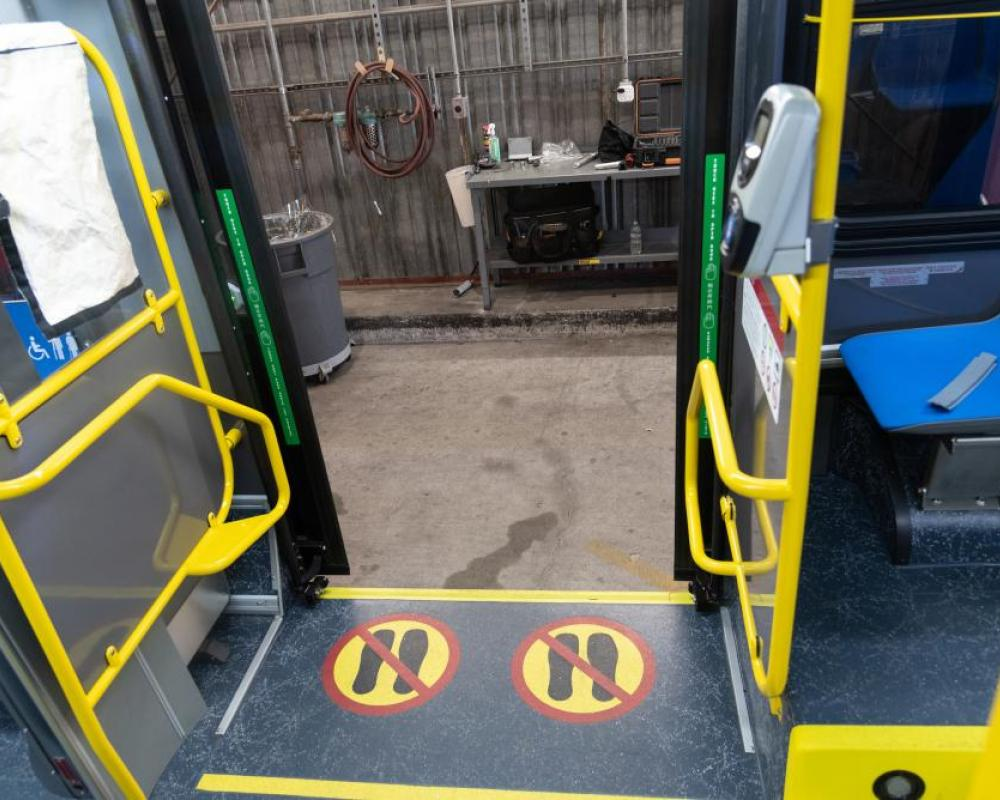 New Style of Rear Doors