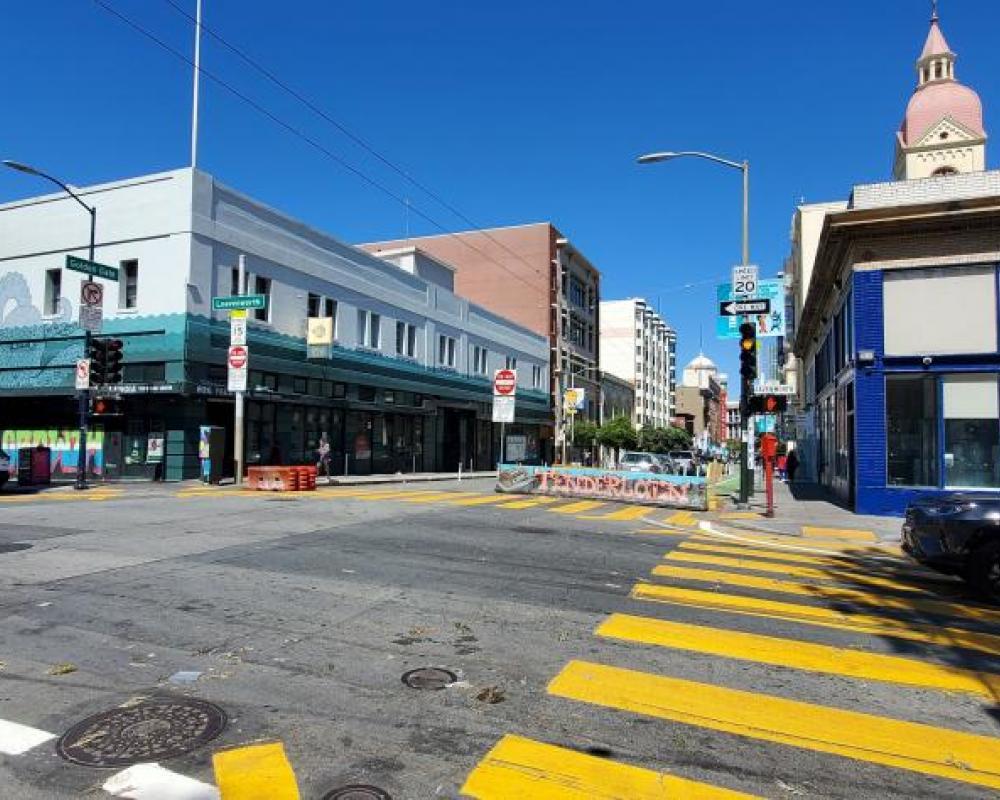 Golden Gate 100 Block Closure at Leavenworth