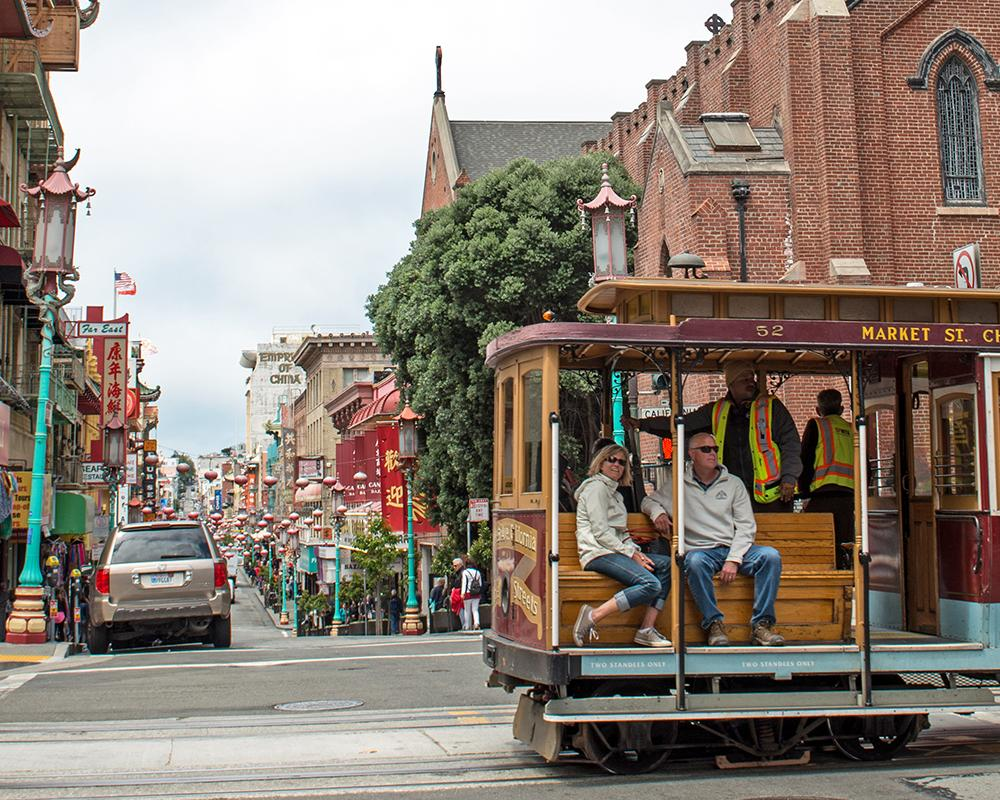 With well over one hundred years of history, riding the cable cars is an iconic San Francisco experience