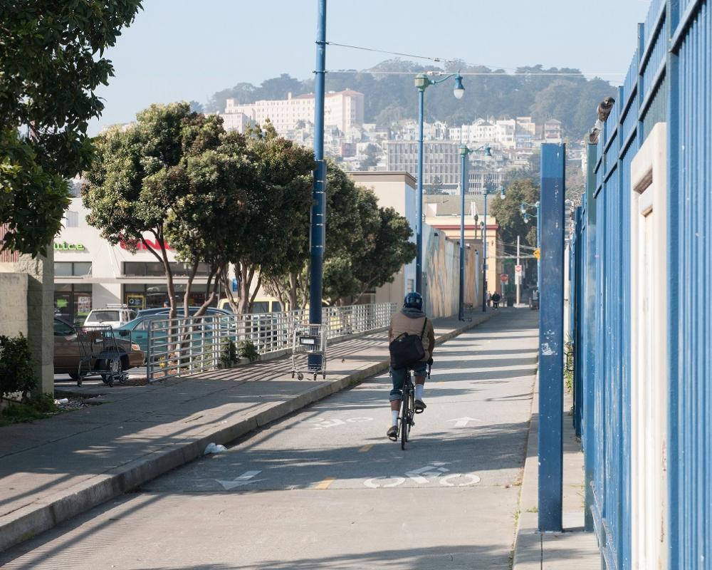 Class I: Bike Path