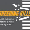 A screenshot from the Safe Speeds campaign