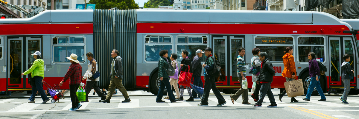 Muni's Electric Trolley Buses | SFMTA on