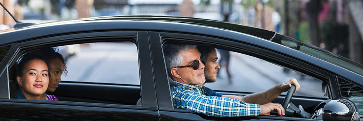 Shared Car Carpool