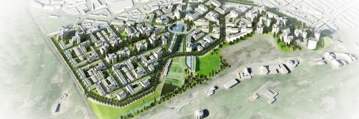 Parkmerced development site